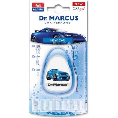 Ароматизатор гелевый 10мл. Dr. Marcus Car Gel New Car