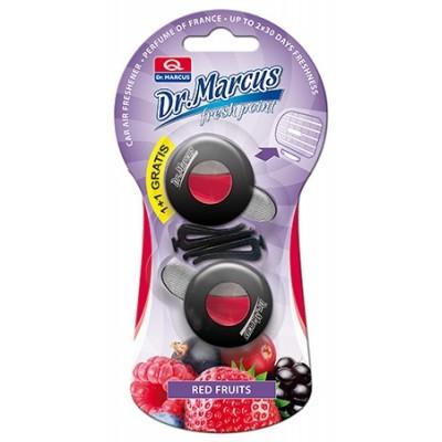 Ароматизатор жидкий Dr. Marcus Fresh Point Red Fruits 2*2.5мл