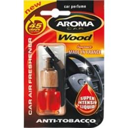 Ароматизатор жидкий Aroma Wood MTM Anti-Tobacco 6мл