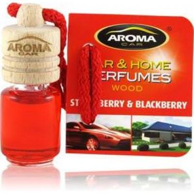 Ароматизатор жидкий Aroma Wood MTM Strawberry&Blackberry 6мл