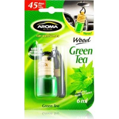 Ароматизатор жидкий Aroma Wood MTM Green Tea 6мл