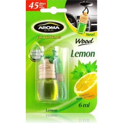 Ароматизатор жидкий Aroma Wood MTM Lemon 6мл