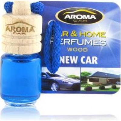 Ароматизатор жидкий Aroma Wood MTM New Car 6мл
