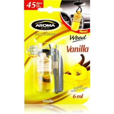 Ароматизатор жидкий Aroma Wood MTM Vanille 6мл