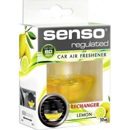 Ароматизатор жидкий сменная бут. Dr. Marcus Rechanger Lemon 10мл