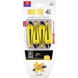 Ароматизатор сухой Dr.Marcus EASY CLIP (4шт) Vanilla