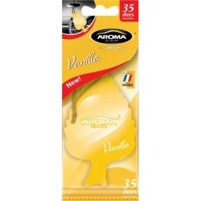 Ароматизатор сухой Aroma Car Leaf MTM Vanilla