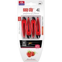 Ароматизатор сухой Dr.Marcus EASY CLIP (4шт) Strawberries