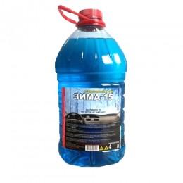 Жидкость для стеклоомывателя зимняя Зима-15 4л