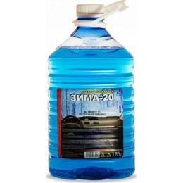 Жидкость для стеклоомывателя зимняя Зима-20 4л