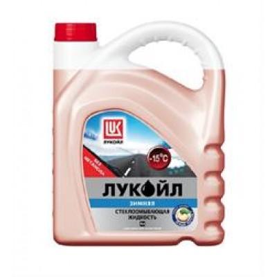 Жидкость для омывателя зимняя Лукоил -15°C 4л