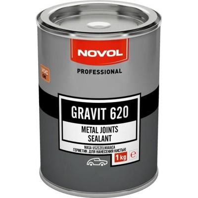 Герметик для нанесения кистью NOVOL GRAVIT 620 1кг