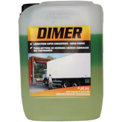 Высококонцентрированное моющее средство Atas Dimer 5кг