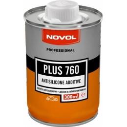 Антисиликоновая добавка Novol 39050 PLUS 760 300мл