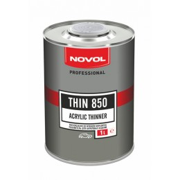 Разбавитель для акриловых изделий стандартный Novol Thin 850 1л