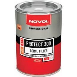 Акриловый грунт NOVOL PROTECT 300 MS 4+1 белый 1л