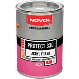 Грунт акриловый Novol 37331 PROTECT 330 5+1 белый 1л