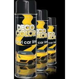 Краска Deco Color Decoration RAL 9005 бесцветная 500мл