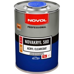 Лак Novol 38081 Novakryl 580 SR HS 2+1 1л