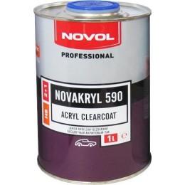 Novol 38091 акриловый керамический лак NOVAKRYL 590 2+1 1л