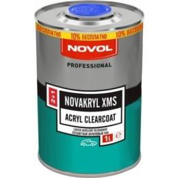Бесцветный акриловый лак Novol 38051 NOVAKRYL XMS 1л