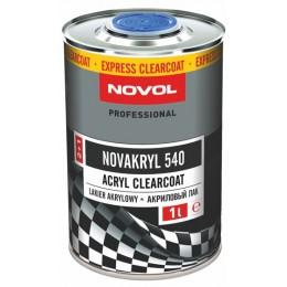 Бесцветный акриловый лак Novol 38061 NOVAKRYL 540 2+1 1л