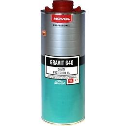 Средство для защиты закрытых профилей Novol 37701 GRAVIT 640 1л
