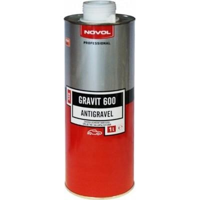 Антигравийное покрытие Novol 37831 GRAVIT 600 MS белое 1,8кг