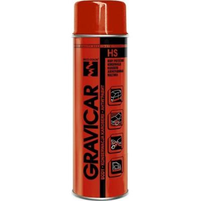 Гравитекс Deco Color Gravicar HS черный 500мл