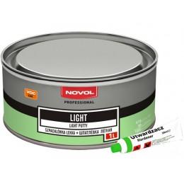 Шпатлевка Novol Light 1л