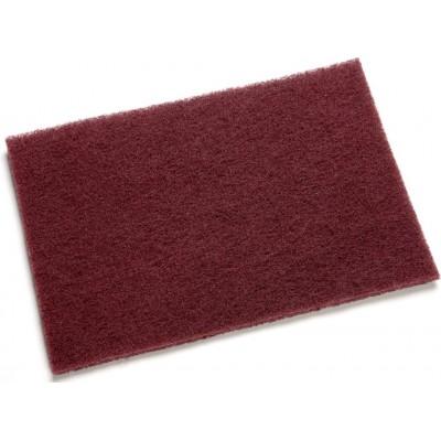 Абразивный лист красный 3M 7448 158*224мм ультратонкий