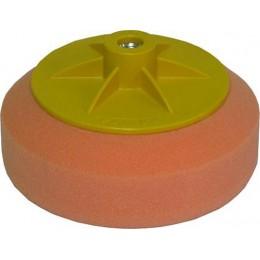 Полировочная губка B розовая Novol 39810