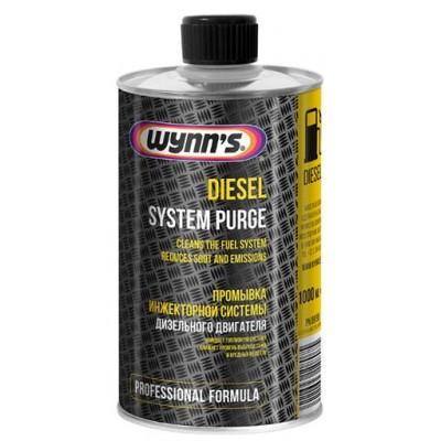 Промывка форсунок дизеля Wynn`s 89195 Diesel System Purge 1л