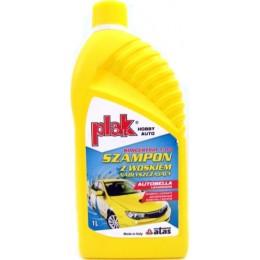 Шампунь для мытья автомобиля Atas Autobella Wosk 1л