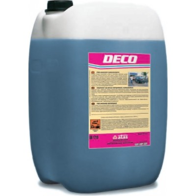 Высококонцентрированное моющее средство Atas Deco 25кг