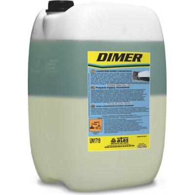 Высококонцентрированное моющее средство Atas Dimer 25кг