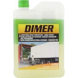 Высококонцентрированное моющее средство Atas Dimer 2кг