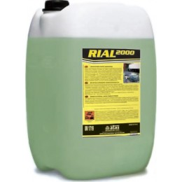 Концентрированное чистящее средство-антистатик Atas Rial 2000 10кг