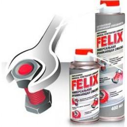 Универсальная проникающая смазка Felix 400мл