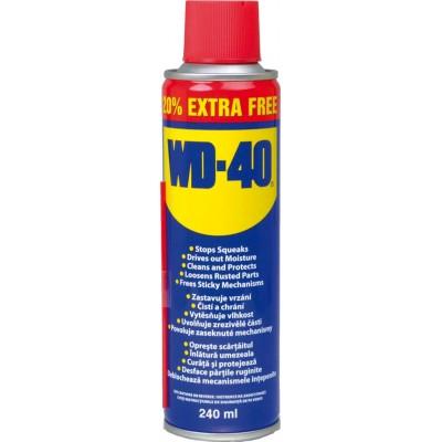 Аэрозоль жидкий ключ WD-40 240мл