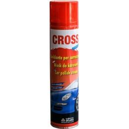 Полироль для кузова автомобиля ATAS Cross 400мл