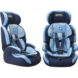 Детское кресло безопасности группа 1,2,3 (9-36кг) Pilot 7515