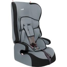 Кресло детское SIGER KRES0004 ПРАЙМ группа 1-2-3 серое
