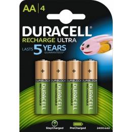 Аккумуляторы Duracell RP6 2400mAh NIMH 4шт.