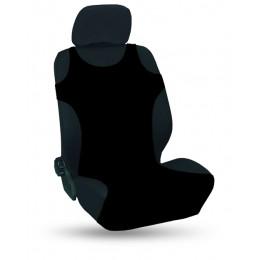 Майки на передние сиденья черные PHANTOM PH5062 2шт