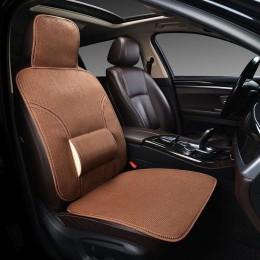 Накидка на сиденья массажная PSV P2005 плетенный бамбук, коричневая