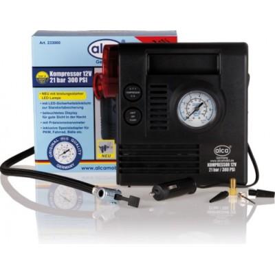 Автомобильный компрессор ALCA 233000 3 в 1 12В