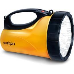 Аккумуляторный светодиодный фонарь-прожектор  ФОТОН PВ-0318