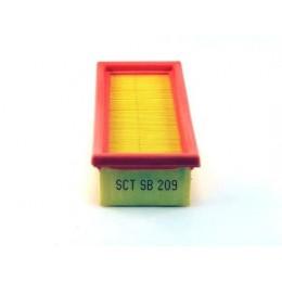 Воздушный фильтр SCT SB209 для VW Caddy/Golf/Jatta/Scirocco 1.5/1.6/1.8 <92