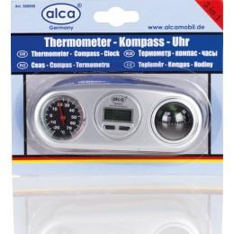 Термометр-часы-компас ALCA 569 000